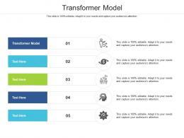 Transformer Model Ppt Powerpoint Presentation Model Demonstration Cpb
