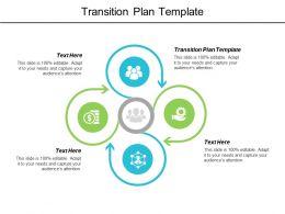 Transition Plan Template Ppt Powerpoint Presentation Portfolio Examples Cpb