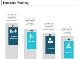 Transition Planning Ppt Powerpoint Presentation Infographic Template Sample Cpb