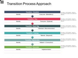 Transition Process Approach