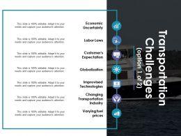 transportation_challenges_ppt_file_layout_ideas_Slide01
