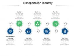 Transportation Industry Ppt Powerpoint Presentation Slides Outfit Cpb