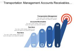 Transportation Management Accounts Receivables Financial Accounting Industry Competitor