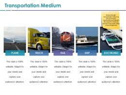transportation_medium_ppt_gallery_model_Slide01