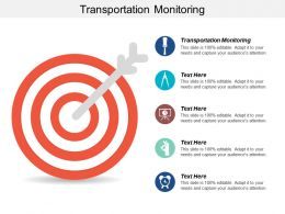 Transportation Monitoring Ppt Powerpoint Presentation Infographic Template Clipart Cpb