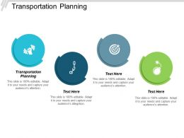 Transportation Planning Ppt Powerpoint Presentation Portfolio Background Images Cpb