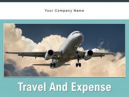 Travel And Expense Marketing Department Approval Reimbursement Process