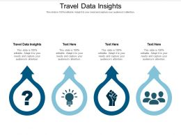 Travel Data Insights Ppt Powerpoint Presentation Pictures Cpb