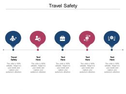 Travel Safety Ppt Powerpoint Presentation Layouts Portfolio Cpb