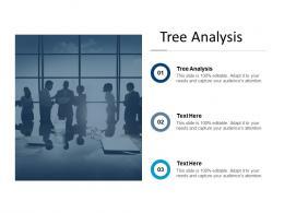 Tree Analysis Ppt Powerpoint Presentation File Graphics Tutorials Cpb