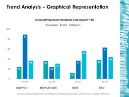 Trend Analysis Graphical Representation Ppt Layouts Graphics