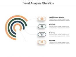 Trend Analysis Statistics Ppt Powerpoint Presentation Slides Topics Cpb