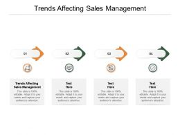Trends Affecting Sales Management Ppt Powerpoint Presentation Pictures Cpb