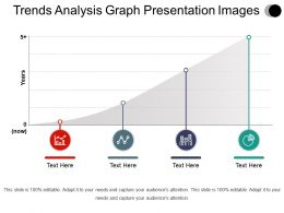 Trends Analysis Graph Presentation Images