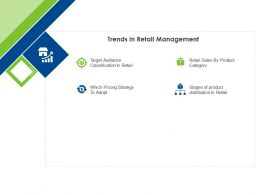 Trends In Retail Management Ppt Powerpoint Presentation Inspiration Outline