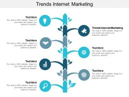 Trends Internet Marketing Ppt Powerpoint Presentation Infographic Template Designs Cpb