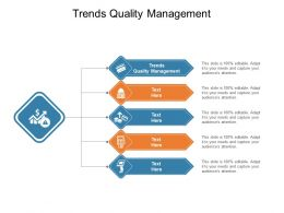 Trends Quality Management Ppt Powerpoint Presentation Professional Aids Cpb