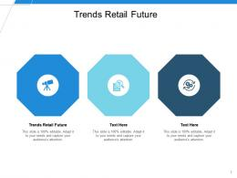 Trends Retail Future Ppt Powerpoint Presentation Visual Aids Infographics Cpb