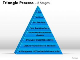 Triangle Process 8 Stages