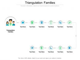 Triangulation Families Ppt Powerpoint Presentation Gallery Show Cpb