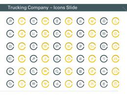 Trucking Company Trucking Company Icons Slide Ppt Powerpoint Presentation Ideas