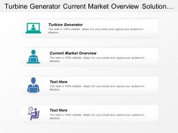 Turbine Generator Current Market Overview Solution Development Team