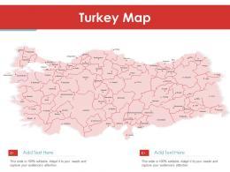 Turkey Powerpoint Presentation PPT Template