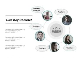 Turn Key Contract Ppt Powerpoint Presentation File Vector Cpb