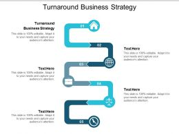 Turnaround Business Strategy Ppt Powerpoint Presentation Summary Sample Cpb