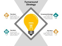 Turnaround Strategy Ppt Powerpoint Presentation Inspiration Graphics Pictures Cpb