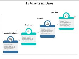 Tv Advertising Sales Ppt Powerpoint Presentation Styles Portrait Cpb
