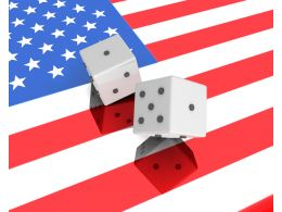 two_dices_on_us_flag_shows_game_theme_stock_photo_Slide01