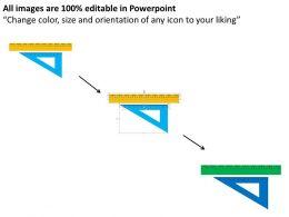 two_ruler_measurement_concept_flat_powerpoint_design_Slide02