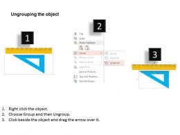 two_ruler_measurement_concept_flat_powerpoint_design_Slide03