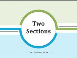 Two Sections Analytics Software Comparison Business Strategies Planning