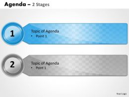 Two Staged Business Agenda Text Box 0214