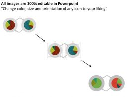 two_staged_pie_chart_with_percentage_value_flat_powerpoint_design_Slide02