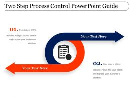 Two Step Process Control Powerpoint Guide