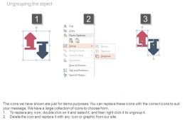 two_upward_downward_arrows_for_business_process_powerpoint_slides_Slide03