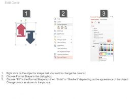 two_upward_downward_arrows_for_business_process_powerpoint_slides_Slide04