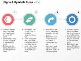 two_way_arrows_unidirectional_arrows_circle_ppt_icons_graphics_Slide01