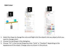 two_way_balance_diagram_flat_powerpoint_design_Slide04