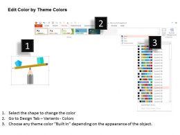 two_way_balance_diagram_flat_powerpoint_design_Slide05