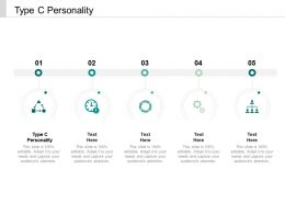 Type C Personality Ppt Powerpoint Presentation Professional Example Cpb