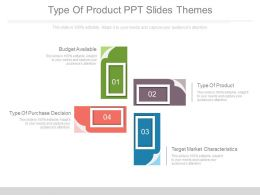 Type Of Product Ppt Slides Themes