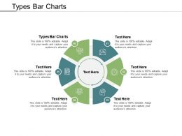 Types Bar Charts Ppt Powerpoint Presentation Visual Aids Inspiration Cpb