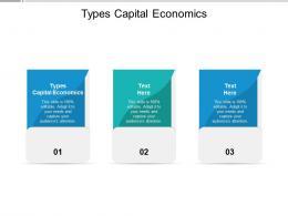 Types Capital Economics Ppt Powerpoint Presentation Ideas Structure Cpb
