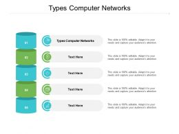 Types Computer Networks Ppt Powerpoint Presentation Gallery Designs Download Cpb