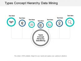 Types Concept Hierarchy Data Mining Ppt Powerpoint Presentation Summary Grid Cpb