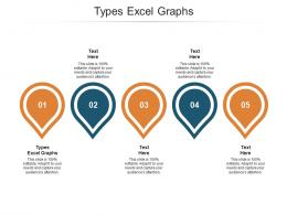 Types Excel Graphs Ppt Powerpoint Presentation Icon Template Cpb